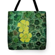 Yellow Magic  Tote Bag