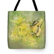 Yellow On Yellow  Tote Bag