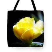 Yellow Primrose Tote Bag