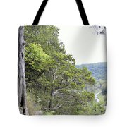 Yellow River Tote Bag