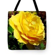 Yellow Rose IIi Tote Bag