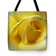 Yellow Rose Softness Tote Bag