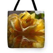 Yellow Rose Wet And Dry Tote Bag