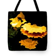 Yellow Shelves Tote Bag