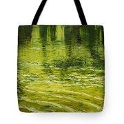 Yellow Skies Tote Bag