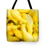 Yellow Squash At The Market Tote Bag