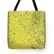Yellow Street Tote Bag