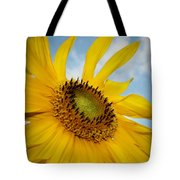 Yellow Sunflower Tote Bag