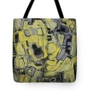 Yellow Trip Tote Bag