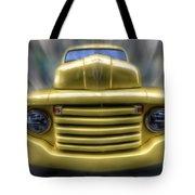 Yellow Peril Tote Bag