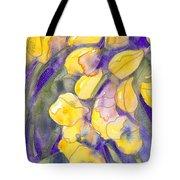 Yellow Tulips 3 Tote Bag