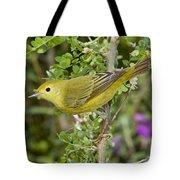 Yellow Warbler Hen Tote Bag