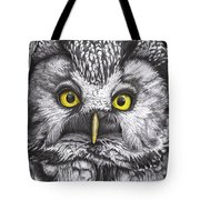 Yelloweyes - The Owl Edition Tote Bag