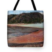 Yellowstone 27 Tote Bag