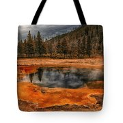 Yellowstone 3 Tote Bag