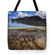 Yellowstone 6 Tote Bag