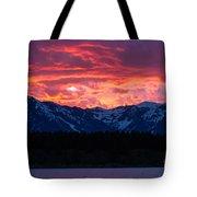Yellowstone Beauty Tote Bag
