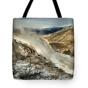 Yellowstone Canary Tote Bag