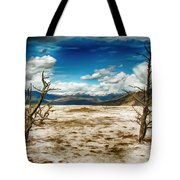 Yellowstone Deposits Tote Bag
