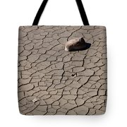 Yellowstone Mud And Rock   #1750 Tote Bag