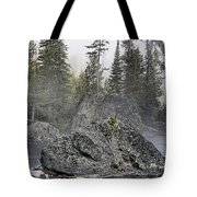 Yellowstone - The Rock Tree Tote Bag