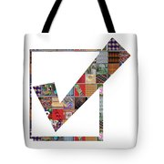 Yes Positive Symbol Showcasing Navinjoshi Gallery Art Icons Buy Faa Products Or Download For Self Pr Tote Bag