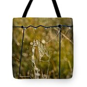 Yesterdays Web Tote Bag