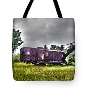 Yesteryear - Hdr Look Tote Bag