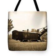 Yesteryear Tote Bag by Rhonda Barrett