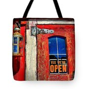 Yes...were Open Tote Bag