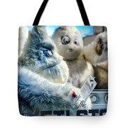 Yeti Store Tote Bag by Scott Wyatt