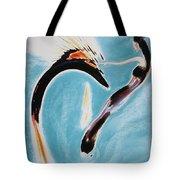 Yin Calming Yang Tote Bag