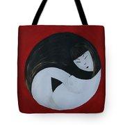 Yin Yang Maternity Tote Bag