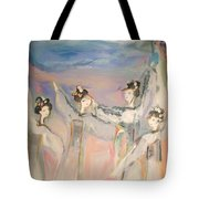 Yonder Beyond Are Your Dreams Tote Bag