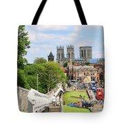 York England 6180 Tote Bag