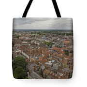 York From York Minster Tower II Tote Bag