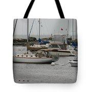 York Harbor Maine Tote Bag