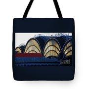 York Train Station # 3 Tote Bag