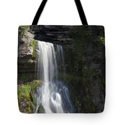 Yorkshire Waterfall Tote Bag