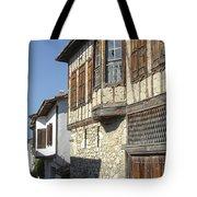 Yoruk Village Street Tote Bag