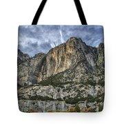 Yosemite Falls Dry Tote Bag