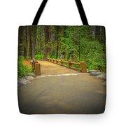 Yosemite Falls Trail Tote Bag