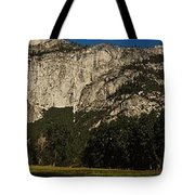 Yosemite Panorama Tote Bag