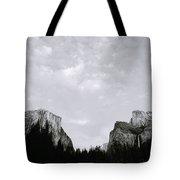 Serenity Of Yosemite Tote Bag