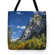 Yosemite Valley Rocks Tote Bag