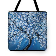 You And Me Tote Bag by Cathy Jacobs