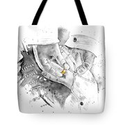 You And Me For Ever Tote Bag