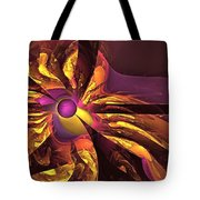 You Are Here --  Events Conspire Tote Bag