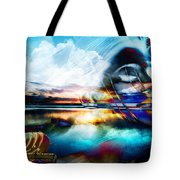 You Are The Buddha Tote Bag