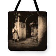 You Ask The Question Maybe I Will Give The Answer Tote Bag